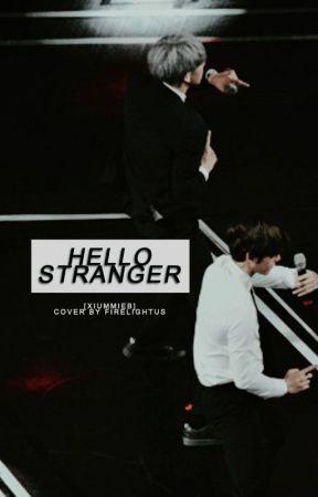 hello stranger ; chanbaek by xiummieb
