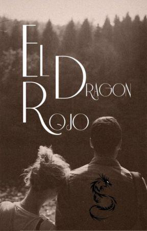 El dragón rojo. by angieeels