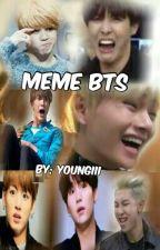 MEME BTS (Vkook, Minyoon, Namjin, & Jhope) by Youngiii