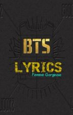 BTS Lyrics by FemmeGorgeous