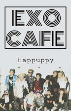 EXO CAFE •Texting• by Happuppy