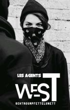 Les agents West by Schtroumpfettelunett