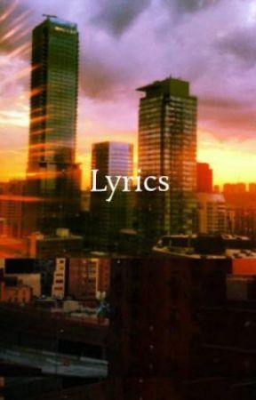 Lyrics - Alone : MarshMello - Wattpad