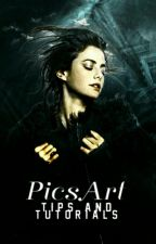 PicsArt: Tips and tutorials by TheGraphicAcademy
