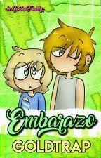 ❀❞•-Embarazo ❥『Goldtrap』 by -ImGoldenFreddy-