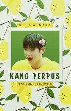 kang perpus; dahyun-eunwoo by winkwinkeu