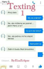 texting  (Harry Styles) by ElzaEclipse
