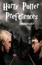 Harry Potter preferencias  by siriuslyblacklol