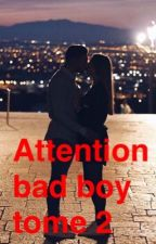Attention bad boy tome 2 by Leaflpmdrrr