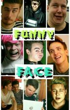 FuNnY FaCe (youtubeři) by Harley_Stark