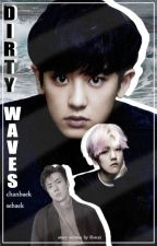 dirty waves #chanbaek by florczi