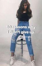 50 reasons why i didn't give up x lrh | CZ translation | by sidneydoyle