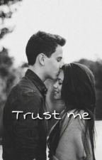 • Trust me • // unagize {herschrijven} by Blueberrybibbel