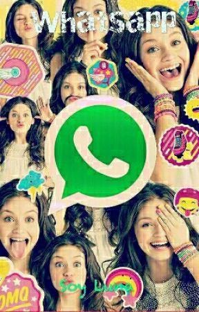 Whatsapp Soy Luna Gruppo Del Jamroller Wattpad