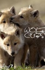 Wolf Cubs by howlingwolves13