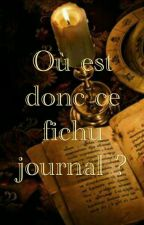 Où est donc ce fichu journal ! ( snarry ) by Esileiram