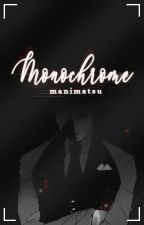 Monochrome || Shiro x OC by Manimatsu