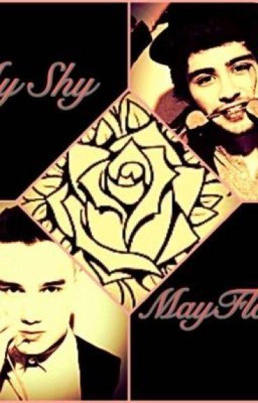My Shy MayFlower (Ziam AU)