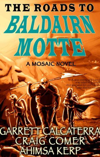 On the Black Wind to Baldairn Motte