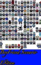 AU Sans x Reader Boyfriend Scenarios Edition by TheGamer120X