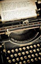 kolekce básní by msAnonymoussss