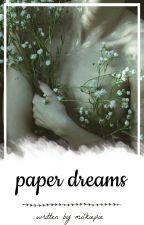 paper dreams ☾ kth • jjk by milkiepie
