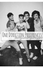 One Direction Preferences by harrysshawtyswagger