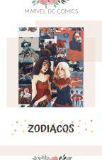Marvel y DC Zodiaco. by EsmeraldaLazaro9
