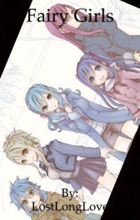 Fairy Girls  by LostLongLove