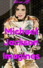Michael Jackson Imagines by Akira_MJ