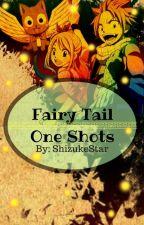 Fairy Tail x Reader by ShizukeStar