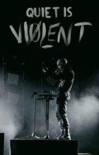 Quiet is Violent - Twenty One Pilots x Reader (TØP) (TRIGGER WARNING) by TamiAtura1