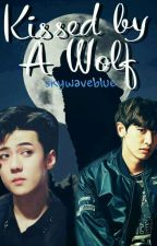 Kissed By A Wolf by skywaveblue