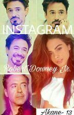 Instagram -Robert Downey Jr-   by Akane-13