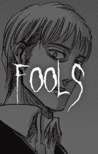 fools | jean kirstein x reader by LisaRedfox