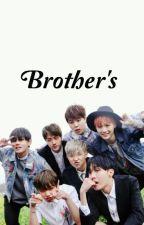 Brothers  by hoseok_v
