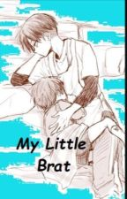 My Little Brat (dad Levi x reader mom) by claire2378