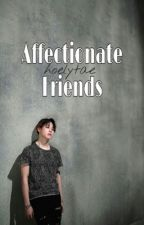 Affectionate Friends (Jimin FF) by hoelytae