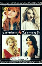 Fantasy 4 Elements: Season 3 by Nature_freak
