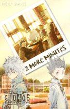2 More Minutes {KilluGon} {College AU} by Gio406