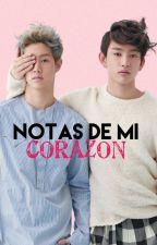 Notas de mi Corazon (MarkJin) by Srta_dramatica