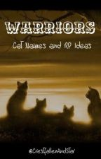Warrior Cat Names and Herbs by aiston