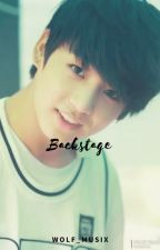 Backstage - {BTS: Jungkook x Reader} by wolf_musix
