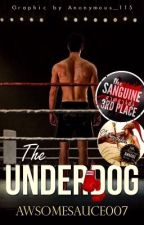 The Underdog: Alex Rider FanFic  by AwsomeSauce007