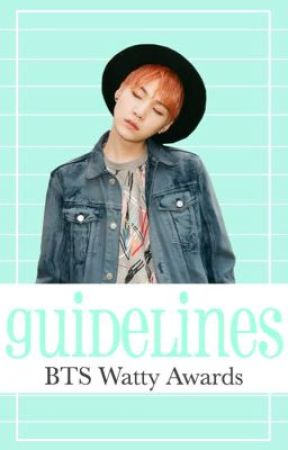 Guidelines | BTS Watty Awards by BeyondTheSceneWA