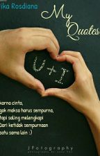 MyQuotes by DealovaRika