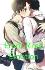 Ereri/Riren: émotion by Lelou36