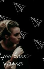 Lynn Gunn Imagines  by nyancatparody