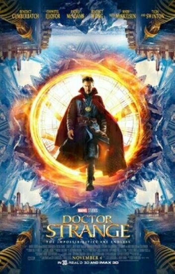 Doctor Strange (Doctor Strange x reader) - RJ - Wattpad