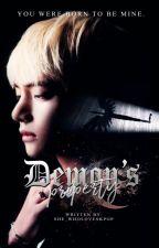 Demon's Property ↠ TAEKOOK by ARMYAlice